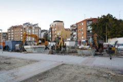 Obras en Madrid
