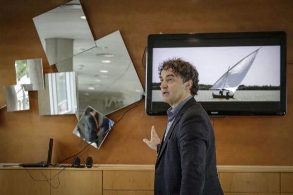 El secretario autonómico de la Agencia Valenciana del Turismo, Francesc Colomer.