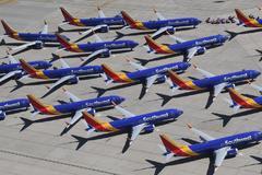 Boeing mete tijera por primera vez desde el 11-S tras la crisis del 737 Max