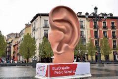 Escucha, España