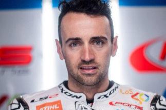 Barberá encuentra equipo 48 horas después del extraño robo de su moto