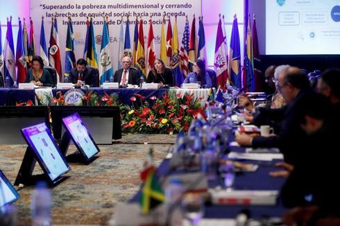 GU5002. CIUDAD DE GUATEMALA (GUATEMALA), 29/03/2019.- Integrantes de...