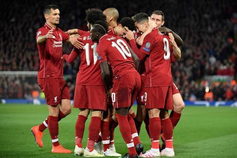 El Liverpool encarrila los cuartos