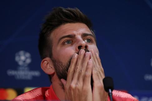 "Piqué: ""Tendríamos presión si ya no lucháramos por ningún título"""