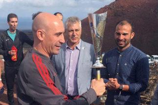 Rubiales propone Copa a partido único hasta semis