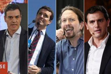 Las caravanas electorales: del voto a voto de Sánchez al olvido del voto rural por Podemos