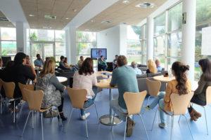 Sesiones de trabajo para profesionales turísticos en Andalucía Lab.