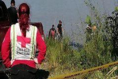 Hallan el cuerpo del español desaparecido en un río mientras nadaba