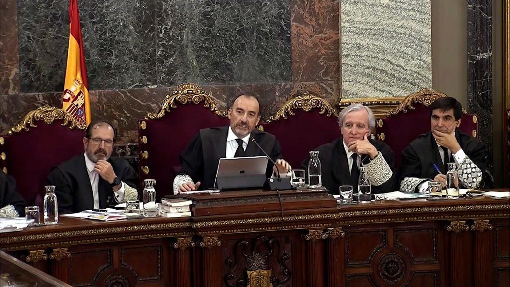 Manuel Marchena, presidente del tribunal que juzga el 1-O.