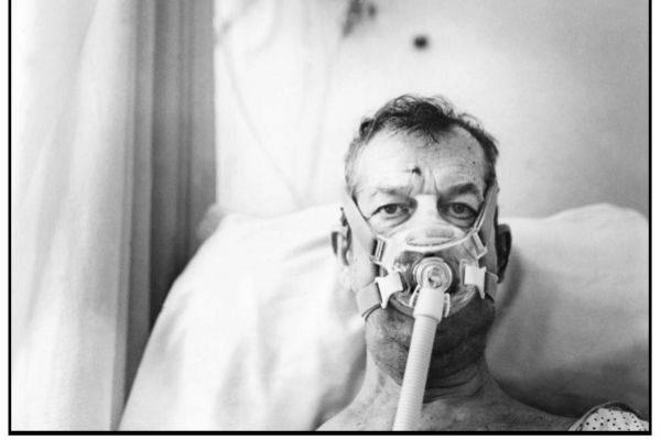 Rafael García, enfermo terminal de ELA, fallecido el pasado 3 de...
