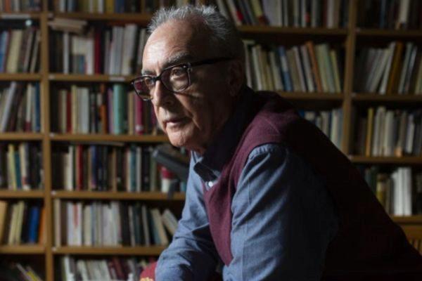 El escritor y periodista español, Juan José Millás.