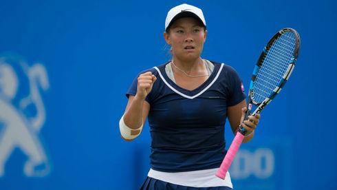 La jugadora británica Tana Moore