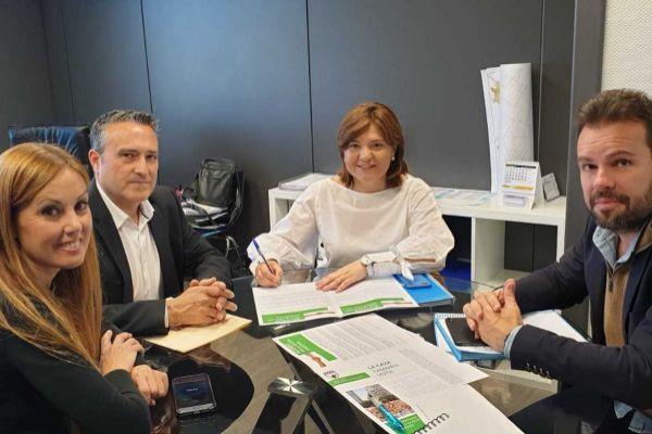 El PPCV y la Federación de Caza firman un acuerdo para una gestión cinegética responsable.