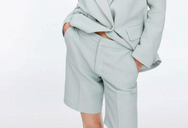 ¿Te atreves con los trajes con bermudas de Zara?