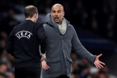 El suspenso de Pep Guardiola