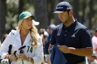 """Rahm: """"Mis padres tendrán que enfrentarse a la marabunta que acompaña a Tiger Woods"""""""
