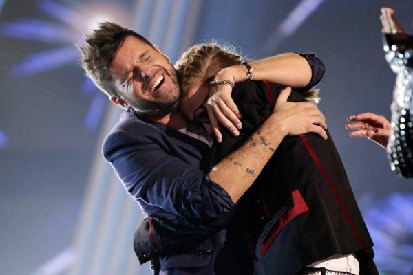 La Voz y su predecible final con Andrés Martín como ganador
