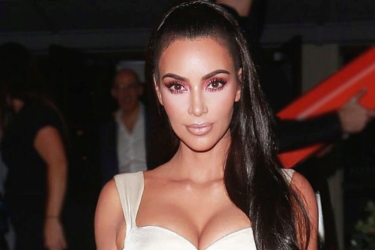 Kim Kardashian (38) se ha convertido en una de las grandes...