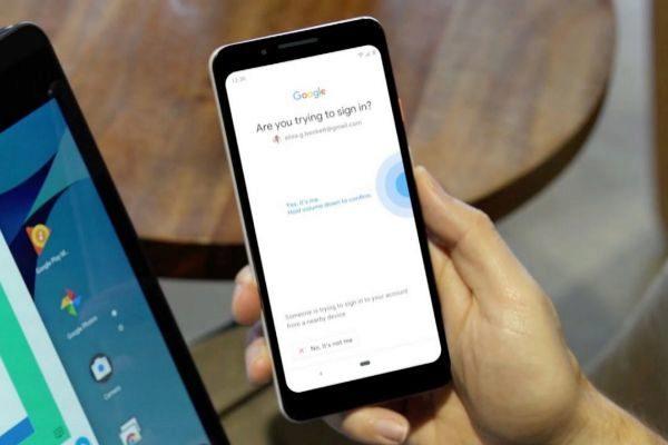 Tu Android ahora es una llave de seguridad