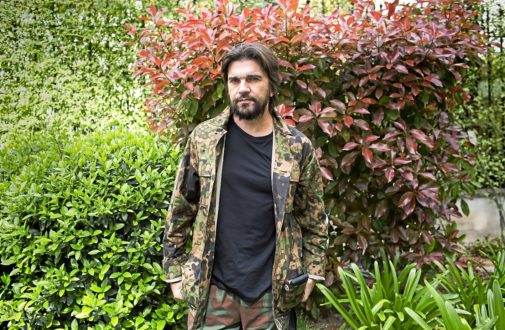 Juanes (Antioquía, 1972), este miércoles en Madrid.