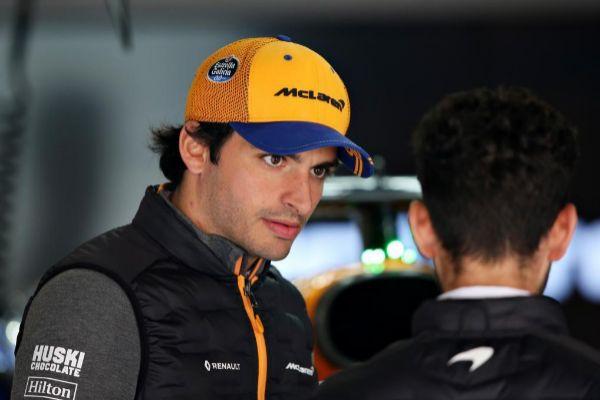 Carlos Sainz Jr, en una imagen de esta temporada.