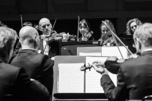 Componentes de la Concertgebouw Chamber Orchestra