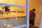 L'hora Lliure, el local de la asociación Espai i Lleure.