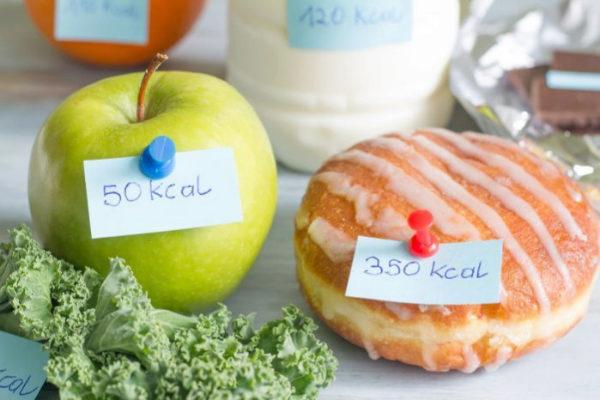 Cuantas calorias hay que consumir para adelgazar