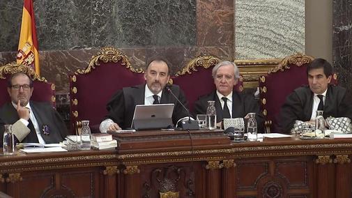 Manuel Marchena, presidente del tribunal del 1-O.
