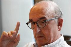 Jaume Roures, en una entrevista para EL MUNDO en 2017.