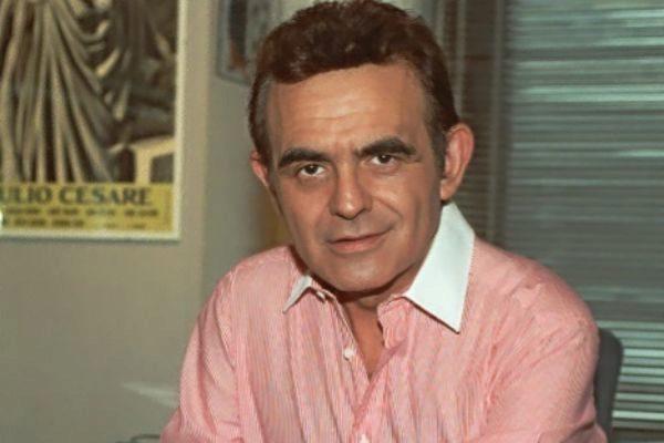 El escritor Terenci Moix, en una imagen de 1992.