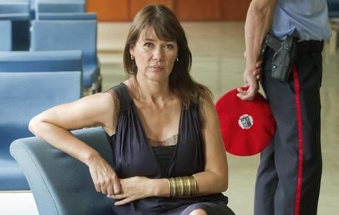 Lozano lleva años participando en congresos y jornada para denunciar la prostitución y trata de mujeres.