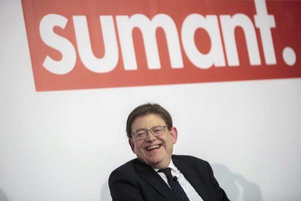 El presidente de la Generalitat, Ximo Puig, en un acto de igualdad del PSPV-PSOE.