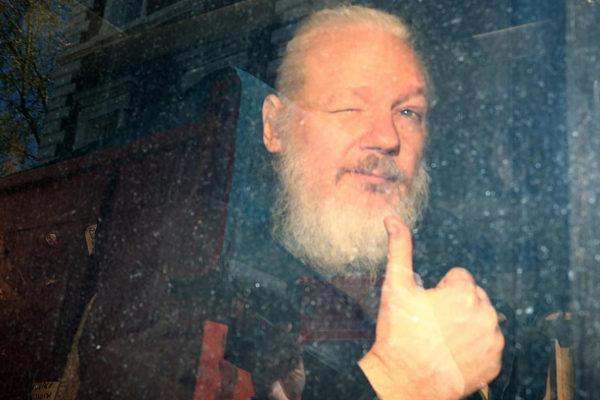 Resultado de imagen para assange
