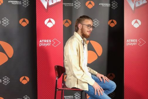 Andres Banos.Andres Martin Ganador De La Voz Me Doleria No Poder
