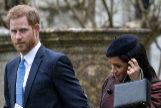 El príncipe Harry y Meghan Markle, en una imagen reciente.