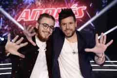 """Andrés Martín, ganador de La Voz: """"Me dolería no poder seguir cantando en el metro"""""""