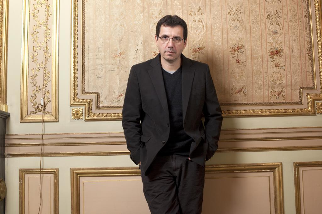 Alberto Fuguet.