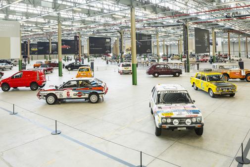 FCA Heritage HUB: corazón del automóvil italiano
