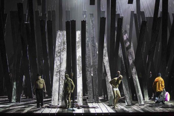El 'Lear' de Calixto Bieito, coproducido con la Ópera de París.