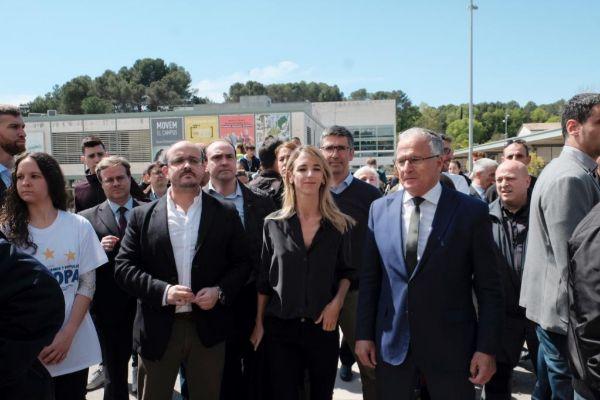 Jordi <HIT>Soteras</HIT> Catalunya Barcelona 11/04/2019 Acto en la UAB sobre Los Nacionalismos y populismos con Cayetana Álvarez de Toledo. Y Alejandro Fernandez Foto Jordi <HIT>Soteras</HIT>