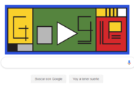 Google celebra el centenario de la Bauhaus con un doodle