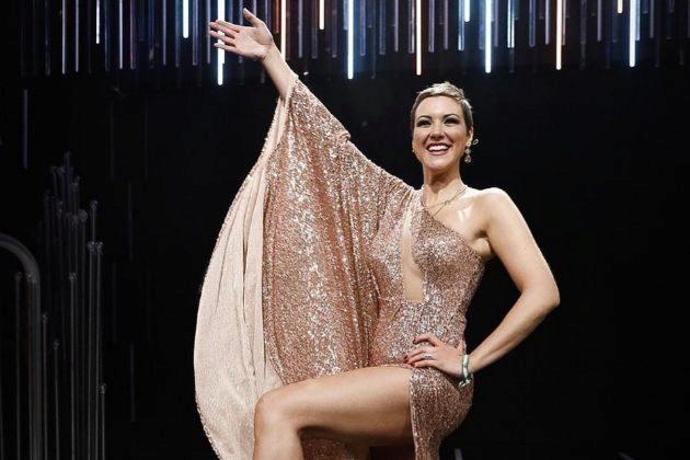 María Jesús Ruiz posa tras convertirse en ganadora de GH Dúo en...