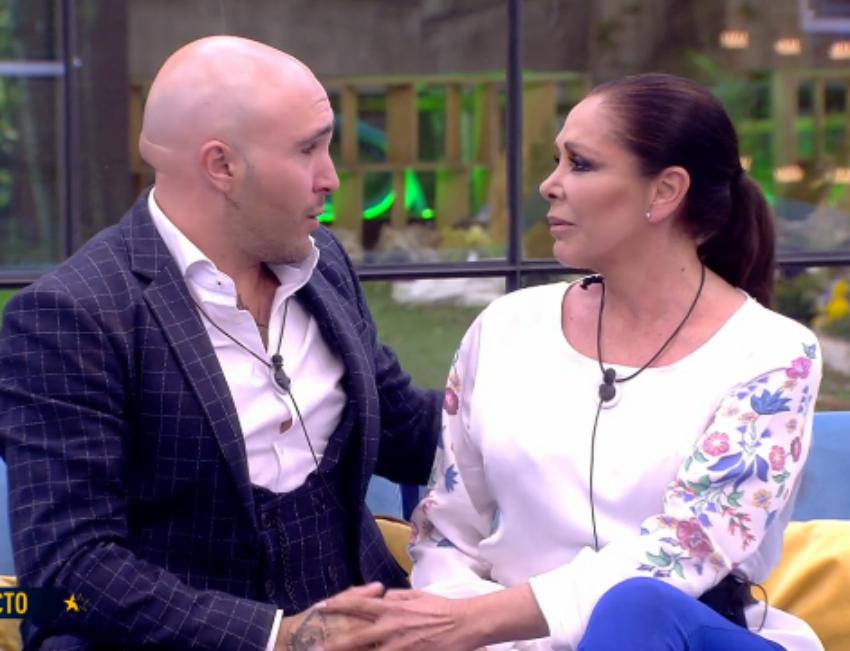 El finalista de GH Dúo Kiko Rivera se reencuentra con su madre, la...