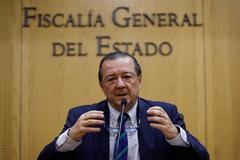 Bartolomé Vargas, fiscal de Sala coordinador de Seguridad Vial.