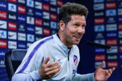 """Simeone hace planes de futuro con Costa y critica la sanción: """"Es injusta"""""""