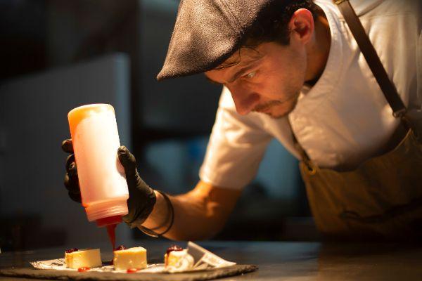 Roberto Petruno, milanés y chef de Alquimia Gourmet