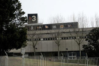 Estudios de TV3 en Sant Joan Despí