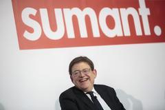 El 'president' y candidato del PSOE a la Generalitat, Ximo Puig.