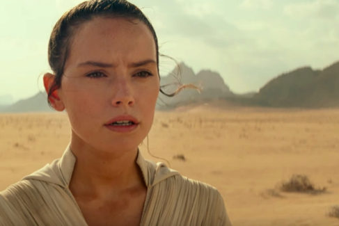 Vea el trailer del Episodio IX: The Rise of Skywalker